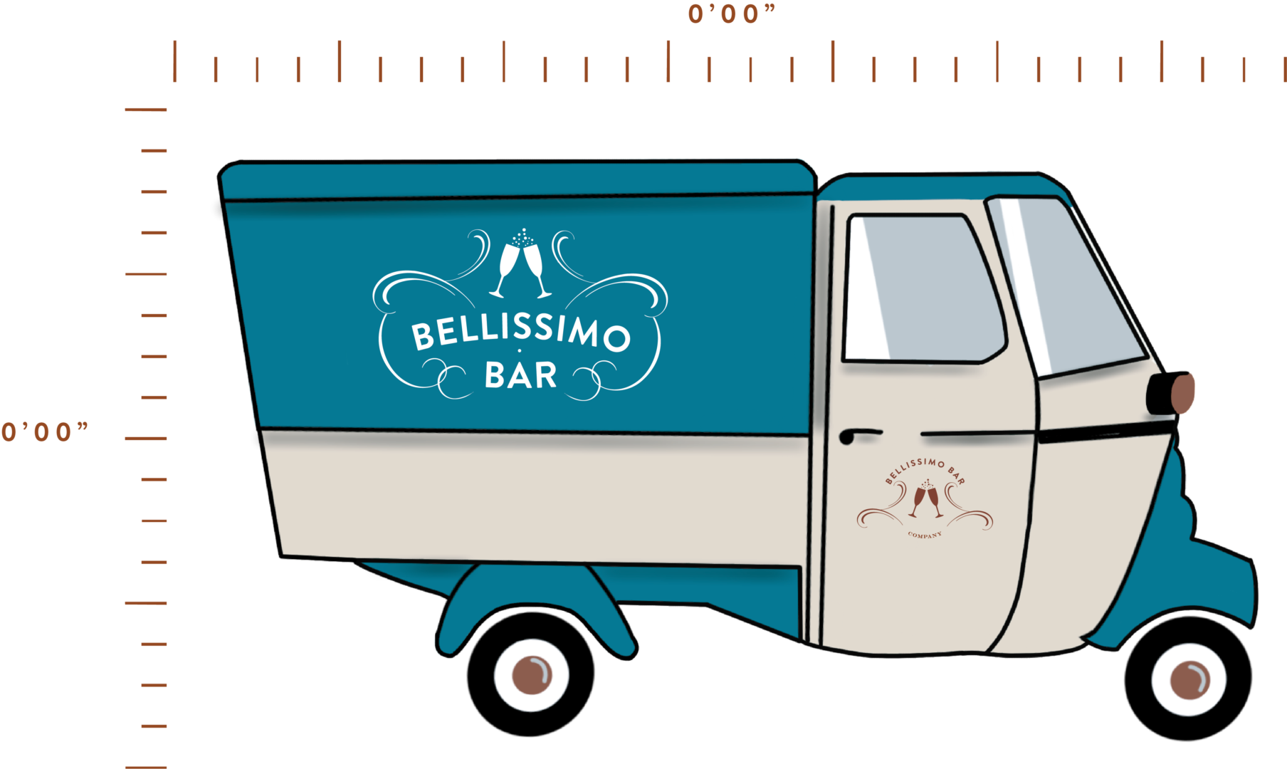 premier Chicago mobile bar